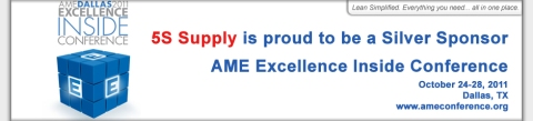 5S Supply Silver Sponsor for AME Conference 2011