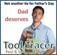 Not another tie for Dad this Father's Day