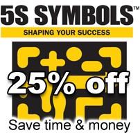 5Ssymbols_25%_off